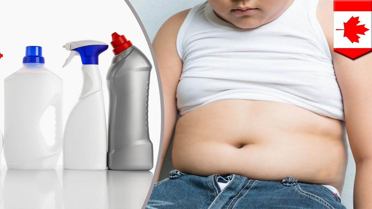 Household Disinfectants Could Be Making >> Household Disinfectants Could Be Making Kids Fat Tomonews