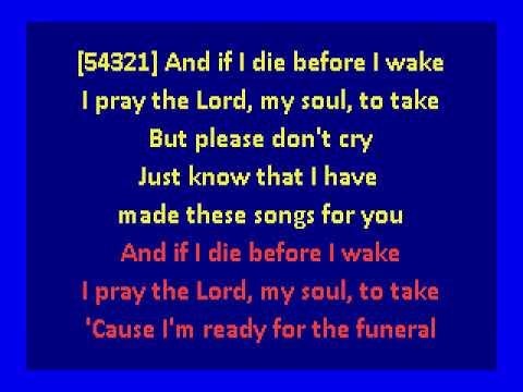 KiD CUDi  - THE PRAYER (karaoke)