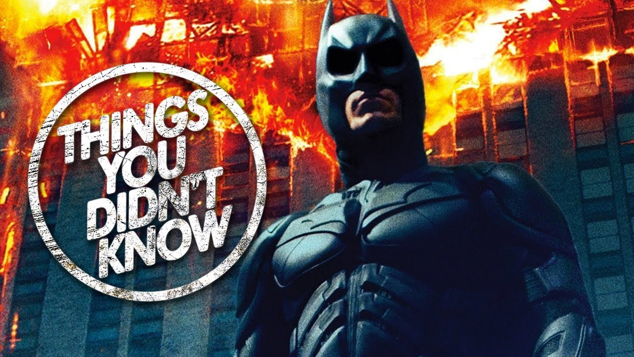 Facts About The Dark Knight You Even You Probably Didnt Know - 8 interesting facts you didnt know about spain