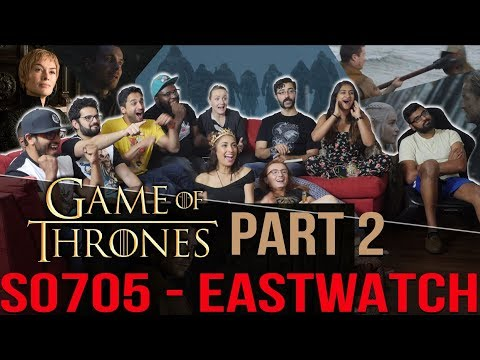 Game of Thrones - 7x5 Eastwatch - Group Reaction [Part 2] + Group Discussion