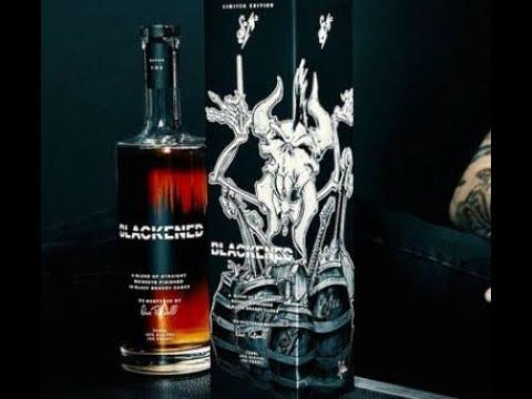 METALLICA introduce LTD EDITION BLACKENED Whiskey X S&M² BATCH 106