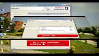 Install oracle 12C grid infrastructure for a standalone server on windows 7