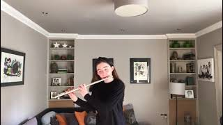 Abigail O'Neill: 2nd Prize, Junior Flute A Feis Ceoil 2021