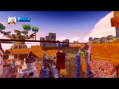 Disney Infinity 2.0 - Построй свой мир за 3 минуты!