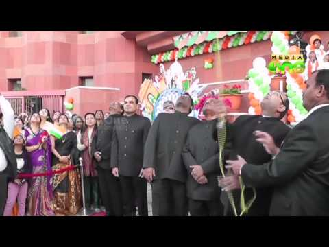 Republic day celebration in gulf countries