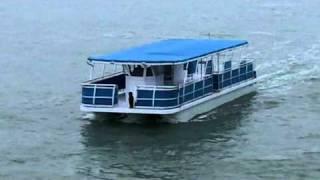 Catamaran Coaches Party Boat