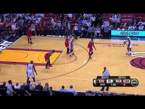 NBA Chicago Bulls vs Miami Heat Full Game Highlights October 29 2013