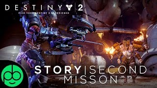 Destiny 2: Forsaken Mission Two
