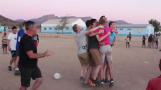 Namibia 2017 | Day 6 | Friesland School vs !Oe Gab School