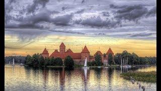 Тракайский Замок ВНЖ в Литве vnz litva ru(В то время Когда Литва распростерлась от Балтийского до Черного моря, Тракайская крепость была самой непре..., 2014-07-03T01:26:18.000Z)