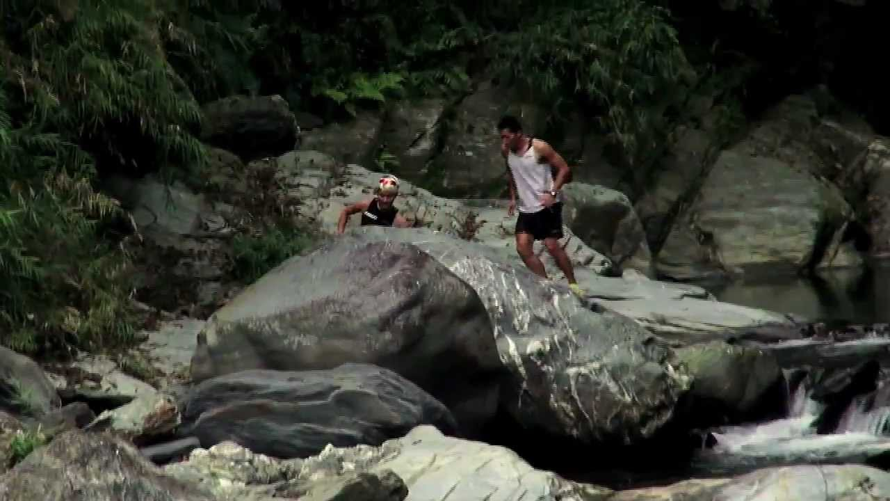 2013 國際三鐵比賽 Challenge Taiwan 宣傳短片 - YouTube