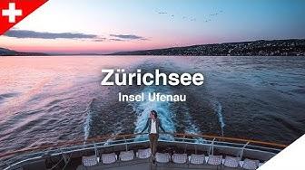 INSEL UFENAU: Wir lieben den Zürichsee! | Insel-Hüpfen in der Schweiz #2