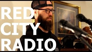 "Red City Radio - ""The Silence Between"" Live at Little Elephant"