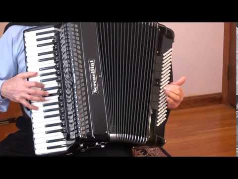 Hatikvah - The Jewish National Anthem - accordion waltz (valse)