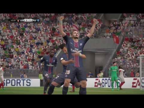 FIFA 17 Karriere/ Marco Verratti #17