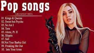 Ava Max Greatest Hits Full Album 2021 - Ava Max Best Songs Playlist