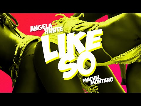 Like So (Official Audio) - Angela Hunte & Machel Montano ft. Gregor Salto & DJ Buddha | Soca 2016