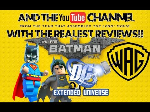 Lego Batman Movie Review!