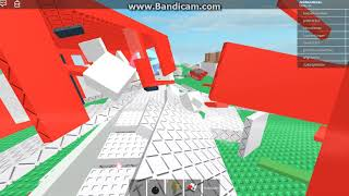 Roblox in the sky has Pao and trems Bugados