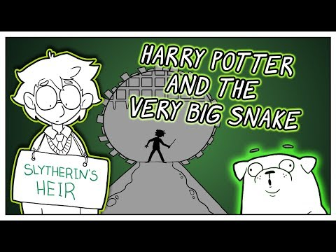 Two Dogs Explain Harry Potter and the Chamber of Secrets | Animated Story Time