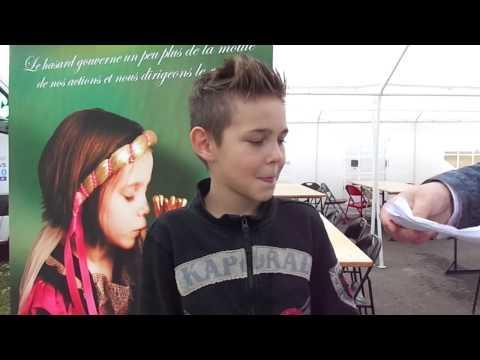 Interview de Maxence