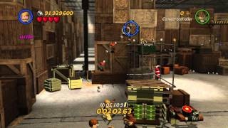 Lego Indiana Jones 2: The Adventure Continues - Not as easy as it used to be.