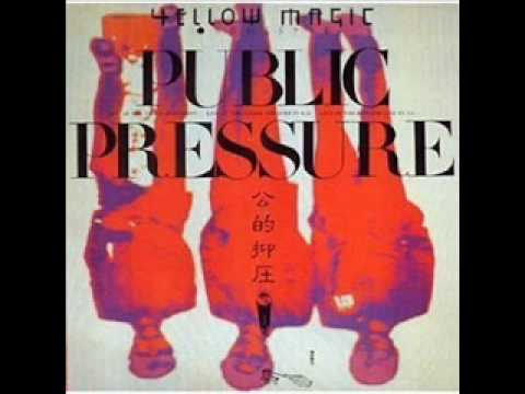 THE END OF ASIA (PUBLIC PRESSURE VERSION) / YMO