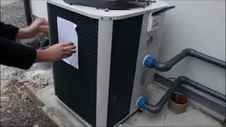 Warmtepomp zwembad installeren