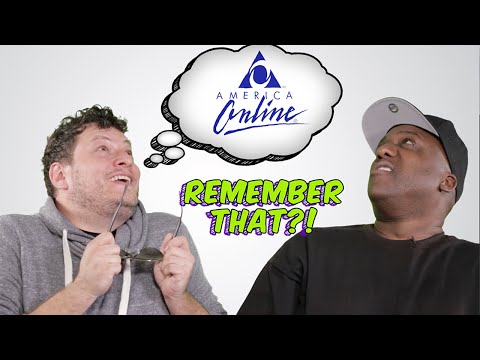 AOL- Remember That?!