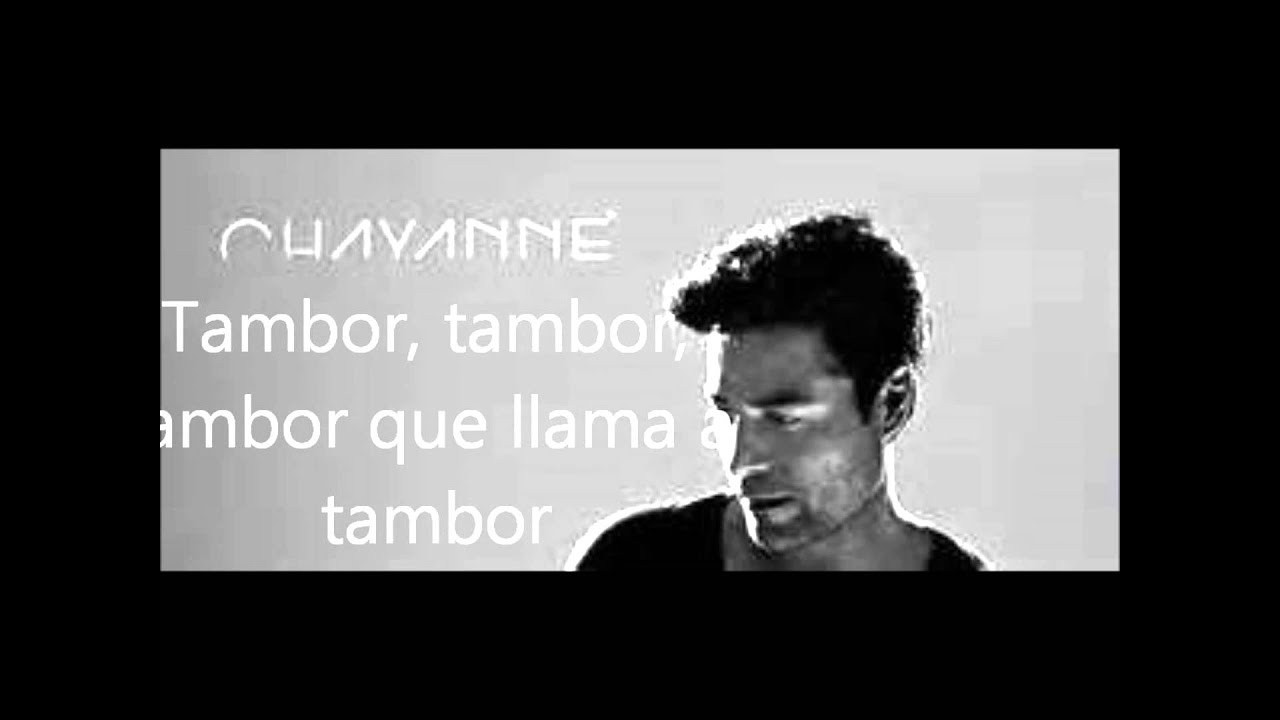 Chayanne Madre Tierra Letra Youtube