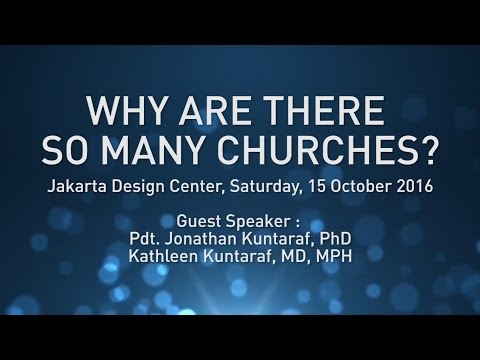 WHY SUNDAY | WHY ARE THERE SO MANY CHURCHERS?