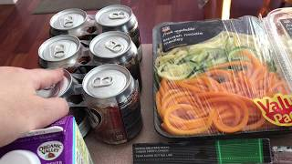 Peapod Grocery Delivery Haul