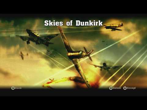 Blazing Angels: Squadrons Of WWII Full Game (HD)(Xbox 360, PS3, PC, Xbox, Wii)