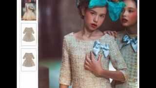 видео Где в интернете купить нарядные платья для девочек и костюмы для мальчиков