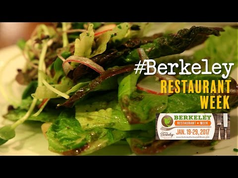 #Berkeley: RESTAURANT WEEK! Gather, Easy Creole + La Marcha