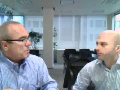 Tony Laporta & Investor's Chronicle's Dominic Picarda webcast at FT for www.nakedtrader.com