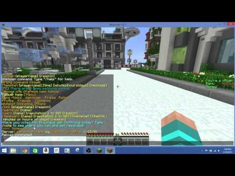 Minecraft information - Glizer