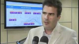 Recursos hídricos: informações em tempo real