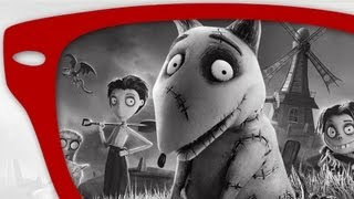 Geeking Out On Tim Burton's Frankenweenie
