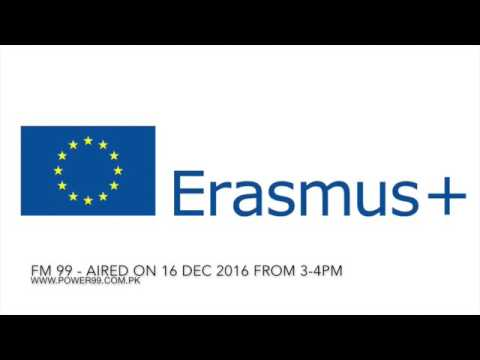 Erasmus Scholarship Program - Information Radio Show on FM99
