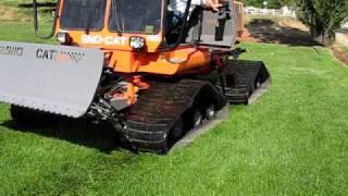 Tucker Sno-Cat - MVI Tundra Track