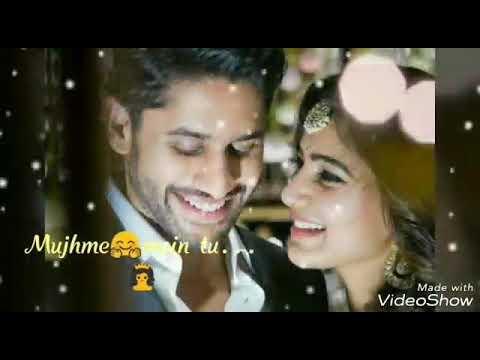 Whatsapp status romantic song in cute couple