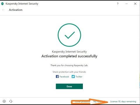 Kaspersky 2019 trial reset to 30-90 days PART 1