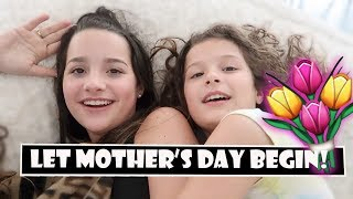 Let Mother's Day Begin! 💐 (WK 384.5) | Bratayley