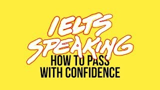 Download Video How To Pass IELTS Speaking MP3 3GP MP4