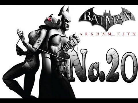 BATMAN ARKHAM CITY - The Strange Secret of Bruce Wayne
