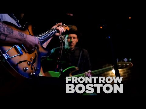 Front Row Boston | Nathaniel Rateliff - Don't Get Too Close (live)