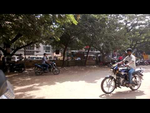 Driving Test Track For Two Wheeler Two Wheeler Driving Test in