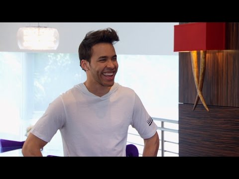 Prince Royce Gets Tanked