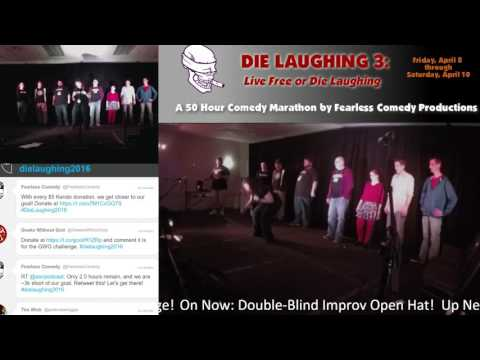 Die Laughing 2016 47:30 Double Blind Open Hat